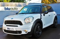 2011 MINI COUNTRYMAN 2.0 COOPER SD ALL4 5d 141 BHP £7995.00