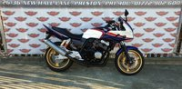 USED 2006 56 HONDA CB 400 Super 4 V-Tec Bol D'or Stunning in blue/red/white HRC colours
