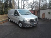 USED 2015 65 MERCEDES-BENZ VITO 2.1 114 BLUETEC AIR CON EURO 6 Air Conditioning, Euro 6, One Owner, Bluetooth