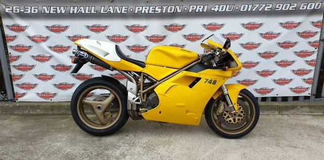 View our DUCATI 748