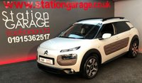 USED 2015 15 CITROEN C4 CACTUS 1.6 BLUEHDI FLAIR 5d 98 BHP NAV, LEATHER, REVERSE CAMERA
