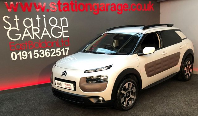2015 15 CITROEN C4 CACTUS 1.6 BLUEHDI FLAIR 5d 98 BHP