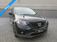 USED 2015 15 HONDA CR-V 2.0 I-VTEC SE-T 5d 153 BHP 4X4 BLACK EDITION