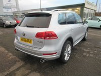 USED 2012 62 VOLKSWAGEN TOUAREG 3.0 V6 ALTITUDE TDI BLUEMOTION TECHNOLOGY 5d AUTO 242 BHP