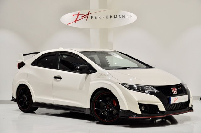 2015 15 HONDA CIVIC 2.0 I-VTEC TYPE R GT 5d 306 BHP VERY LOW MILEAGE