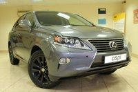 2014 LEXUS RX 3.5 450H PREMIER 5d AUTO 295 BHP £22995.00
