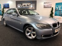 USED 2011 61 BMW 3 SERIES 2.0 320D EFFICIENTDYNAMICS 4d 161 BHP FULL SERVICE HISTORY, GREAT SPEC!!
