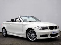 USED 2011 61 BMW 1 SERIES 2.0 120D M SPORT 2d 175 BHP 2.0L M Sport Convertible in Beautiful Condition Through-Out...... Low Mileage......