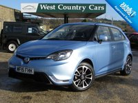 USED 2015 15 MG 3 1.5 3 STYLE VTI-TECH 5d 106 BHP High Specification Hatchback