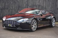 USED 2012 12 ASTON MARTIN VANTAGE 4.7 S V8 ROADSTER 2d AUTO 430 BHP Huge Upgraded Spec