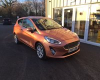 USED 2017 67 FORD FIESTA 1.1 B AND O PLAY ZETEC NAVIGATION  3dr THIS VEHICLE IS AT SITE 1 - TO VIEW CALL US ON 01903 892224