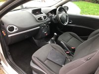 USED 2010 10 RENAULT CLIO 1.2 DYNAMIQUE TOMTOM 16V 3d,SAT/NAV,VERY CLEAN,HPI CLEAR Superb little car, Low mileage