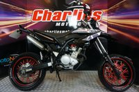 2012 YAMAHA WR YAMAHA WR 125 X  SUPERMOTO Finance Available £2695.00