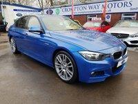 USED 2013 BMW 3 SERIES 2.0 320D M SPORT 4d 181 BHP