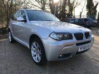 2009 BMW X3 2.0 XDRIVE20D M SPORT 5d AUTO 175 BHP £4700.00