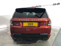 USED 2013 LAND ROVER RANGE ROVER SPORT 3.0 SDV6 AUTOBIOGRAPHY DYNAMIC 5d AUTO 288 BHP *PANORAMIC ROOF*