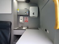 USED 2015 64 RENAULT MASTER BUSINESS DCI S/R P/V MESS UNIT + REAR TOILET  (( MASTER L.W.B MESS UNIT BIG SPEC REAR TOILET ))
