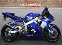 2002 YAMAHA YZF R1 1000CC SUPER SPORTS £2695.00