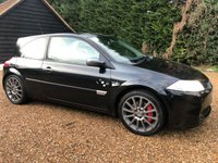 USED 2007 57 RENAULT MEGANE 2.0 RENAULTSPORT F1 TEAM R-SPORT R26 230, CAMBELT SERVICED THIS WEEK
