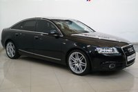 USED 2010 60 AUDI A6 SALOON 3.0 TDI QUATTRO S LINE SPECIAL EDITION 4d AUTO 237 BHP