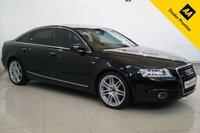 USED 2010 60 AUDI A6 SALOON 3.0 TDI QUATTRO S LINE SPECIAL EDITION 4d AUTO 237 BHP