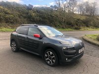 2014 CITROEN C4 CACTUS 1.6 BLUEHDI FLAIR 5d 98 BHP £8250.00