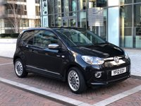 2012 VOLKSWAGEN UP 1.0 UP BLACK 3d 74 BHP £4790.00