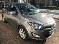 2012 HYUNDAI I20 1.2 ACTIVE 5d 84 BHP £5290.00