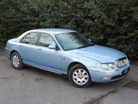 USED 2000 ROVER 75 2.0 CLASSIC SE 4d 148 BHP P/X TO CLEAR LONG MOT