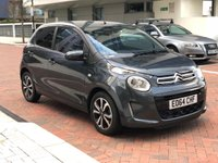 2014 CITROEN C1 1.2 FLAIR 5d 82 BHP £5490.00