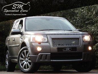 2008 LAND ROVER FREELANDER 2.2 TD4 HST 5d AUTO 159 BHP £8990.00