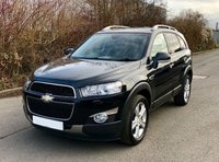 USED 2012 62 CHEVROLET CAPTIVA 2.2 LTZ VCDI 5d AUTO, TOP SPEC, SAT NAV, HEATED LEATHER, REAR CAMERA