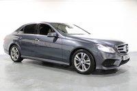 USED 2013 13 MERCEDES-BENZ E CLASS 2.1 E220 CDI AMG SPORT 4d AUTO 168 BHP