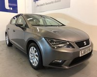USED 2015 65 SEAT LEON 1.2 TSI SE TECHNOLOGY DSG 5d AUTO 110 BHP SORRY NOW SOLD