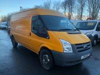 2011 FORD TRANSIT 2.4 350 115 BHP L3 H2 £3750.00