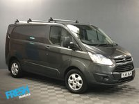USED 2016 65 FORD TRANSIT CUSTOM 2.2 290 LIMITED L1H1 * 0% Deposit Finance Available