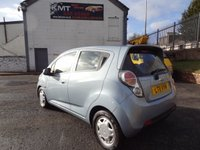 USED 2011 11 CHEVROLET SPARK 1.0 LS 5d 67 BHP 3 Months National Warranty - 1 Years MOT for New Owner