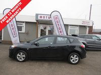 USED 2011 11 MAZDA 3 1.6 TS D 5DR HATCHBACK DIESEL 115 BHP +++FEBRUARY SALE NOW ON+++