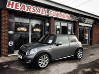 USED 2007 57 MINI HATCH COOPER 1.6 COOPER S 3d 172 BHP