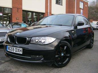2010 BMW 1 SERIES 2.0 116I SPORT 3d 121 BHP
