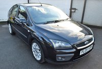 USED 2005 05 FORD FOCUS 1.6 ZETEC CLIMATE 16V 5d 101 BHP * RARE AUTOMATIC MODEL *