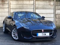USED 2017 17 JAGUAR F-TYPE 3.0 V6 2d AUTO 336 BHP PANROOF/LOW MILES/NEW SHAPE