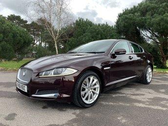 2011 JAGUAR XF 2.2 D SE 4d AUTO 190 BHP £9950.00