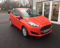 USED 2014 14 FORD FIESTA 1.6 TDCI STYLE ECONETIC (95ps) THIS VEHICLE IS AT SITE 1 - TO VIEW CALL US ON 01903 892224
