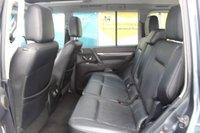 USED 2009 59 MITSUBISHI SHOGUN 3.2 GLS ELEGANCE LWB DI-D 5d AUTO 168 BHP DIESEL GREY
