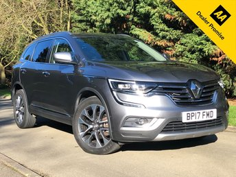 View our RENAULT KOLEOS