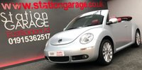 USED 2009 09 VOLKSWAGEN BEETLE 1.6 SOLAR 2d 101 BHP RED ROOF, RED HEATED LEATHER