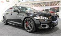 USED 2014 64 JAGUAR XJ 5.0 XJR 4d AUTO 542 BHP *HUGE SPEC+S/C DOORS+TV+575PS*