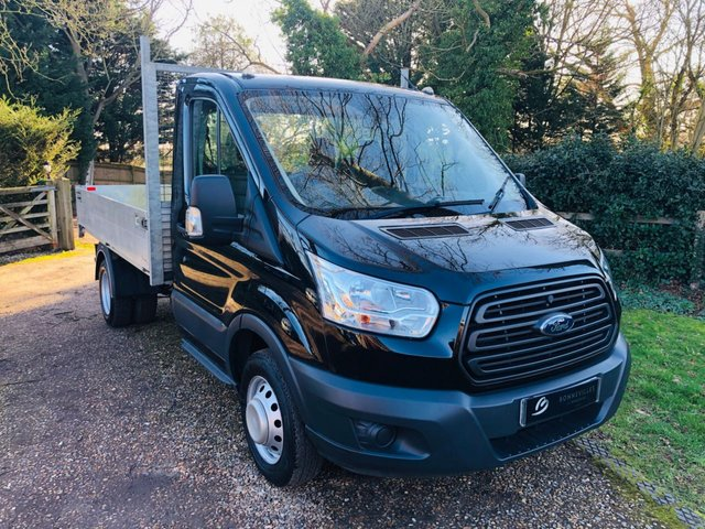 View our FORD TRANSIT 350 MWB