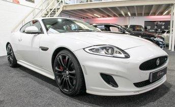 2012 JAGUAR XK 5.0 XKR 2d AUTO 510 BHP £30955.00